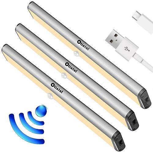 undercabinet led light battery - 9