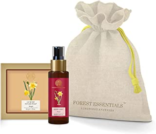 Forest Essentials Nargis Body Care Duo