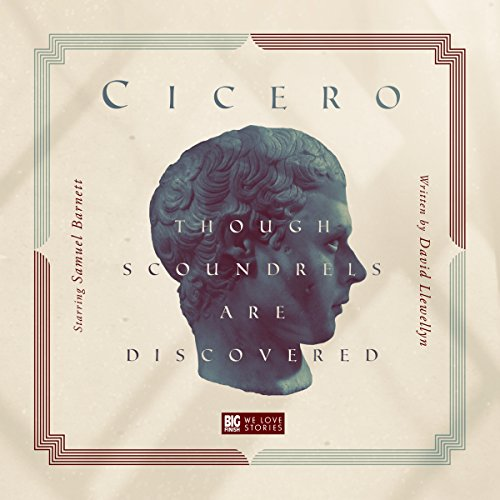 Cicero                   By:                                                                                                                                 David Llewellyn                               Narrated by:                                                                                                                                 Samuel Barnett,                                                                                        George Naylor,                                                                                        Simon Ludders,                   and others                 Length: 56 mins     3 ratings     Overall 4.3