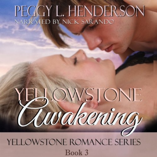 Yellowstone Awakening cover art