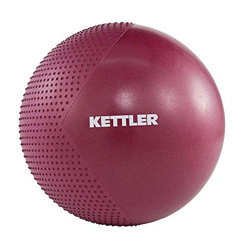 Kettler Gym Ball, Burgunderrot, 75 cm, 07351-250