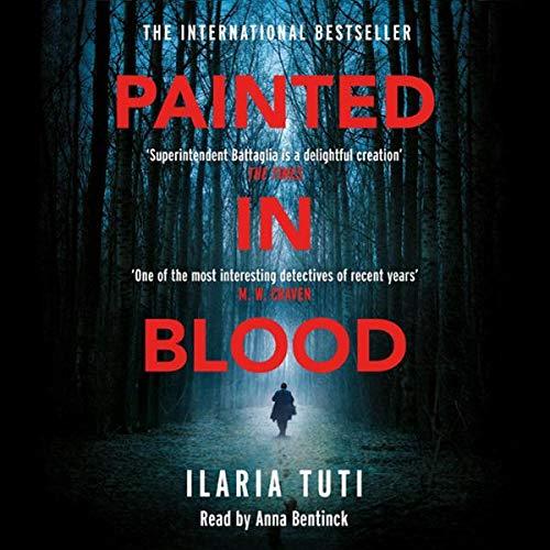 Couverture de Painted in Blood