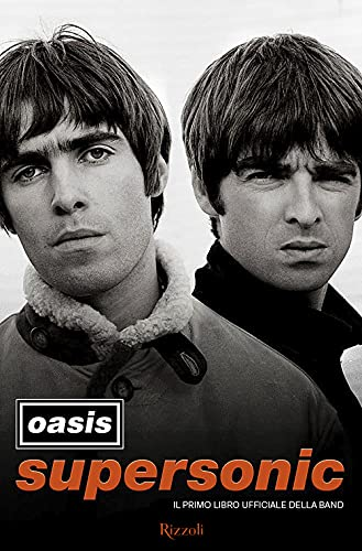Oasis. Supersonic