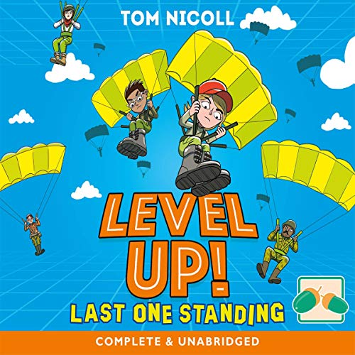 Level Up: Last One Standing cover art