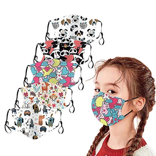 Reusable-Face-Masks-Washable-UK-for-Kids-Dust-Face-Mask-for-Motorcycle-Bicycle-Running-Cycling-and-Outdoor-Activities-for-Children-with-Activated-Carbon-Filters