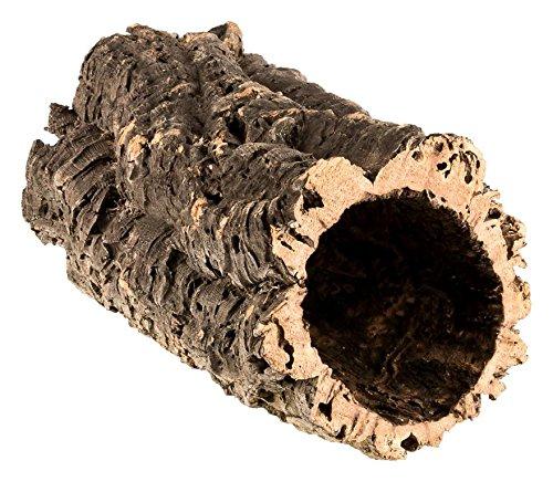 Korkrinde: Korkröhre / Korktunnel (Baumstammtunnel), 30 cm, ⌀ = 11-14 cm - 5