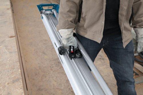 Bosch Professional Arbeitstisch für Kapp- und Gehrungssägen GTA 3800 (inkl. Maschinenhalter, Schraubschlüssel, Werkstückauflagen) - 5