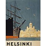 Wee Blue Coo Travel Tourism Helsinki Finland Tuomiokirkko