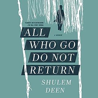 All Who Go Do Not Return cover art