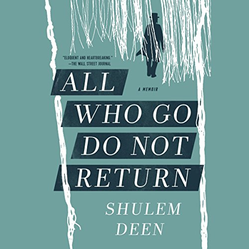 All Who Go Do Not Return audiobook cover art
