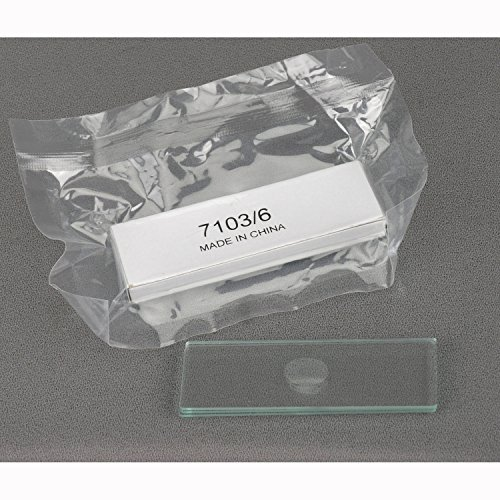SEOH Microscope Slides Single Depression Pack of 6
