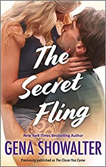 The Secret Fling (Original Heartbreakers) by [Gena Showalter]