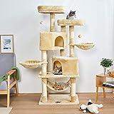 MSmask Kratzbaum Katzenbaum Katzenkratzbaum Aktivitätskratzbäume Kratzbäume Katzenmöbel mit...