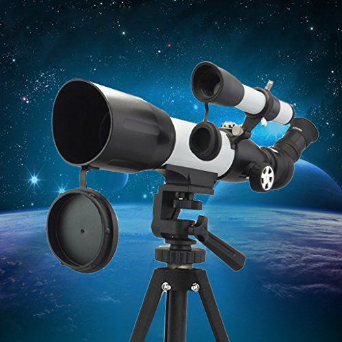 Bial 350X60mm Binoculars Monocular Astronomical Telescope w/Tabletop...