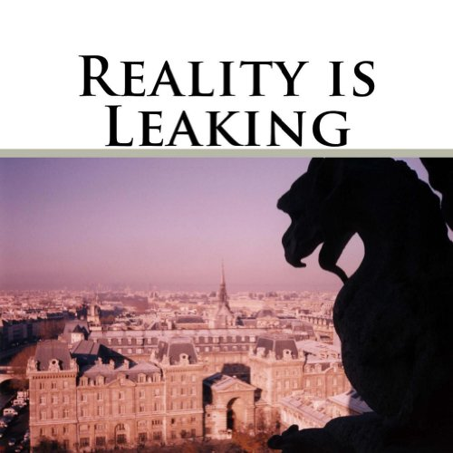 Reality Is Leaking audiobook cover art