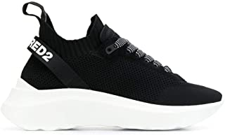 Luxury Fashion | Dsquared2 Women SNW005959202114M063 Black Polyester Sneakers | Autumn-winter 19
