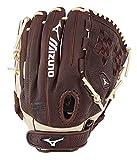 Mizuno GFN1200F3 Frachise Series Fastpitch Softball Gloves, 12', Left Hand