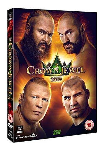 WWE: Crown Jewel 2019 [2 DVDs]