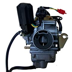 Free domestic shipping 4 Months warranty 26mm Intake Manifold. 43mm Air Box Manifold. 1x Carburetor. Electronic Choke. EPA Approved.