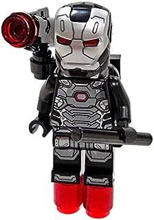 Lego War Machine Minifigure Exclusive Loose 76051 Super Heroes Civil War