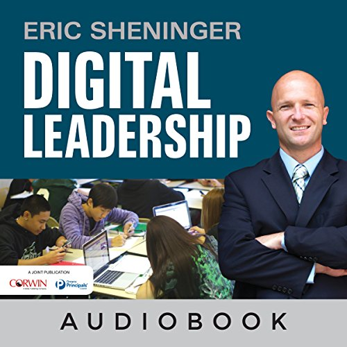Digital Leadership audiobook cover art