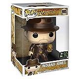 Figura Pop Películas Animación Indiana Jones 10 Cm Figuras De Acción,Exquisita Estatua De Estatuilla Colección De Juguetes Modelo para Niños