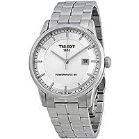 Tissot Luxury Powermatic 80 Silver Dial Men's Watch (T0864071103100)