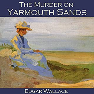 The Murder on Yarmouth Sands audiobook cover art