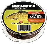 Cormoran Profiline Karpfen Dunkelbraun 0.35mm 10.0kg 400m