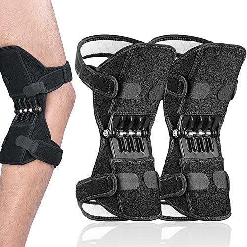 AOLIGO Knee Brace Power 2 Packs Knee Brace Joint Support, Power Knee Stabilizer Pads, Protective...