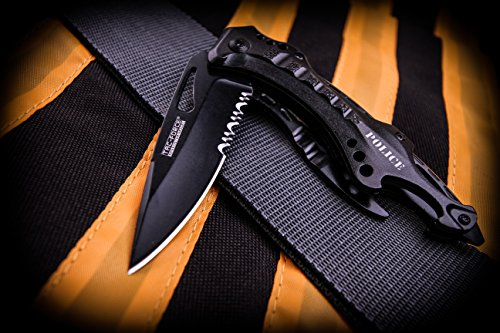 TAC Force TF-705BK Tactical Spring Assisted Knife 4.5