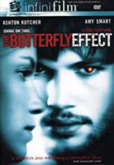 The Butterfly Effect - DVD Used like new
