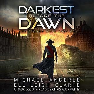Darkest Before the Dawn audiobook cover art