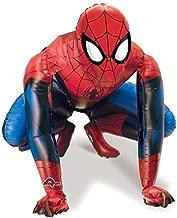 Anagram Spider Man Gliding Balloon, Multicolor, Giant