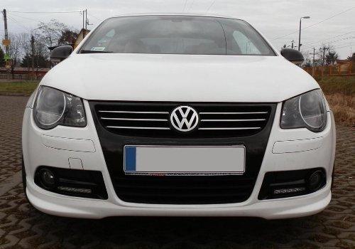 Volkswagen VW Eos Cabrio Coupe Frontspoiler Lippe Spoiler Tuning