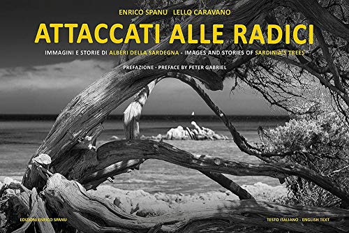 Attaccati alle radici. Immagini e storie di alberi della Sardegna. Ediz. italiana e inglese