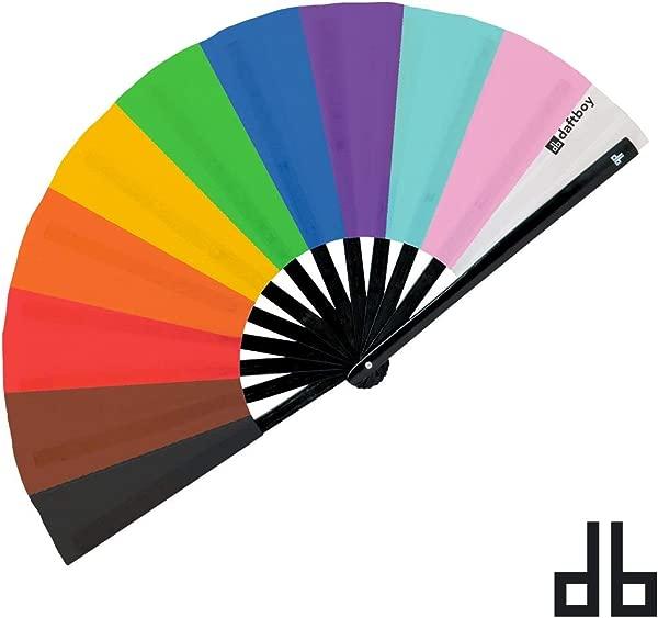 Daftboy Pride Inclusion Fan