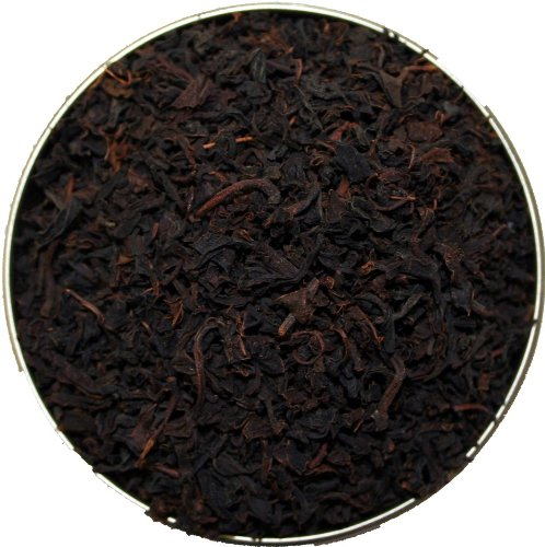 FRUTEG Bio Schwarztee Thiashola 1000 g I schwarzer Tee lose aus Indien - feinste Blatt-Qualität I Tee Schwarz angenehm leicht & trotzdem aromatisch I Fairtrade Standard I Schwarzer Tee Bio lose 1 kg