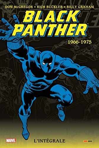Black Panther intégrale T01 1966-1975