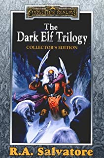 The Dark Elf Trilogy: Collector's Edition (Homeland / Exile / Sojourn)