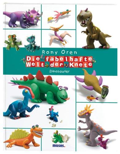 Die fabelhafte Welt der Knete. Dinosaurier