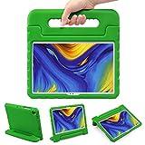 NEWSTYLE Funda para Samsung Galaxy Tab A7 10.4 2020, Ligero y Super Protective Funda diseñar Especialmente para los niños para Galaxy Tab A7 T505/T500/T507 10.4 2020 (Verde)