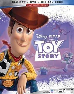Toy Story (2 Blu-Ray) [Edizione: Stati Uniti] [Italia] [Blu-ray]