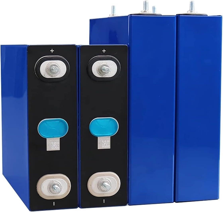 ZOOMLOFT 4 Uds 3,2V 230Ah LiFePO4 Batería De Fosfa De Litio De Gran Capacidad DIY 12V 24V 48V Coche Eléctrico RV Sistema De Almacenamiento De Energía Solar