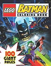 Lego Batman Coloring Book: NEW Coloring Collection with HIGH QUALITY PAPER and EXCLUSIVE ILLUSTRATIONS