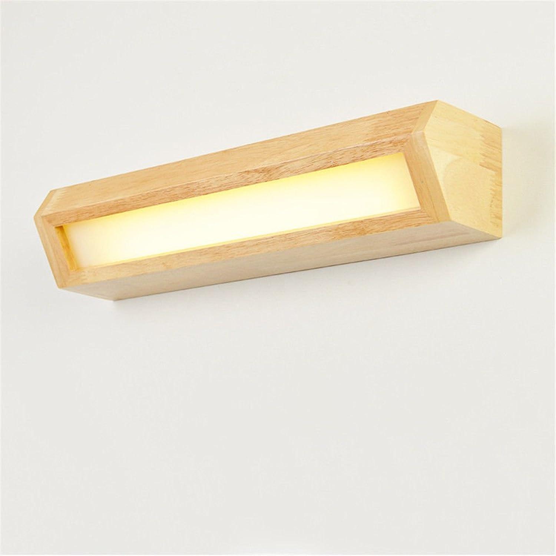 Wei beleuchtung lampe Wand Led-Holz Wandleuchten unten und ...