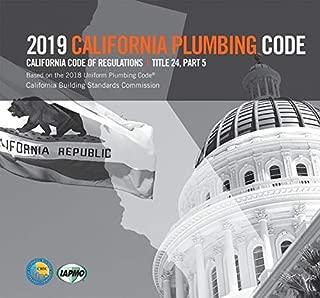 Best 2016 ca plumbing code Reviews