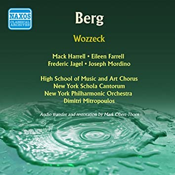 Berg: Wozzeck (1951)