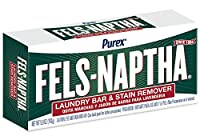 Image: Dial Corp. Fels-Naptha Laundry Bar Soap | Make your own Laundry Detergent | Recipe Available