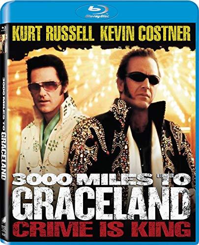 3,000 Miles To Graceland [Edizione: Stati Uniti] [Italia] [Blu-ray]